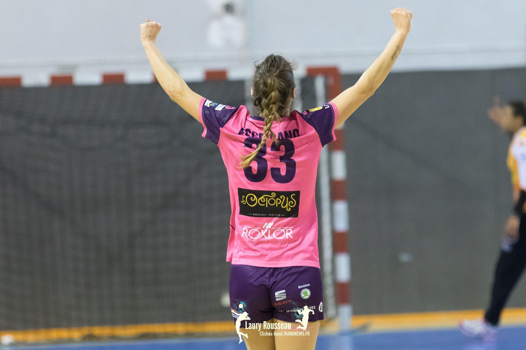 nantes loires atlantiques handball candidature