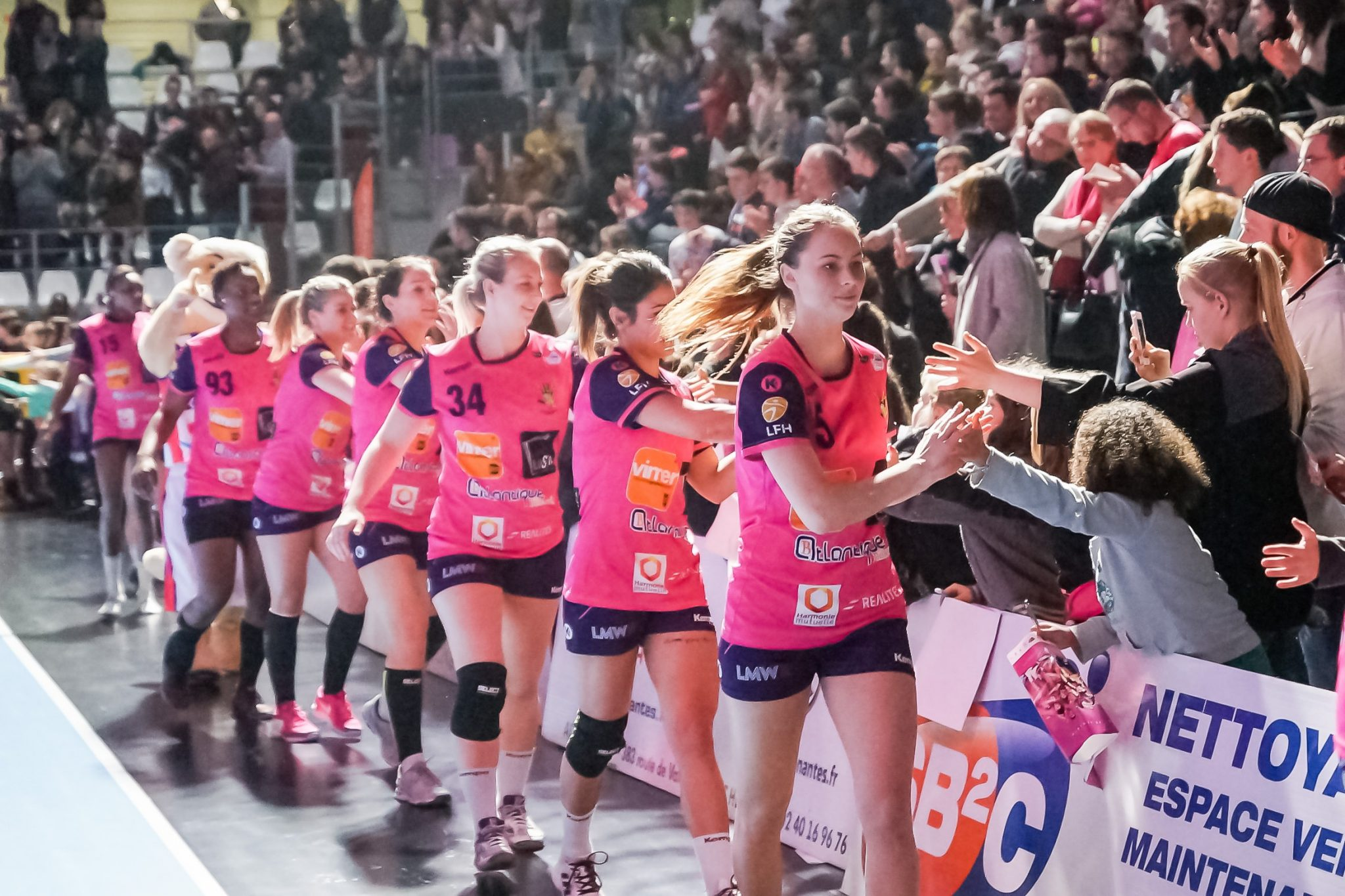 nantes atlantiques handball