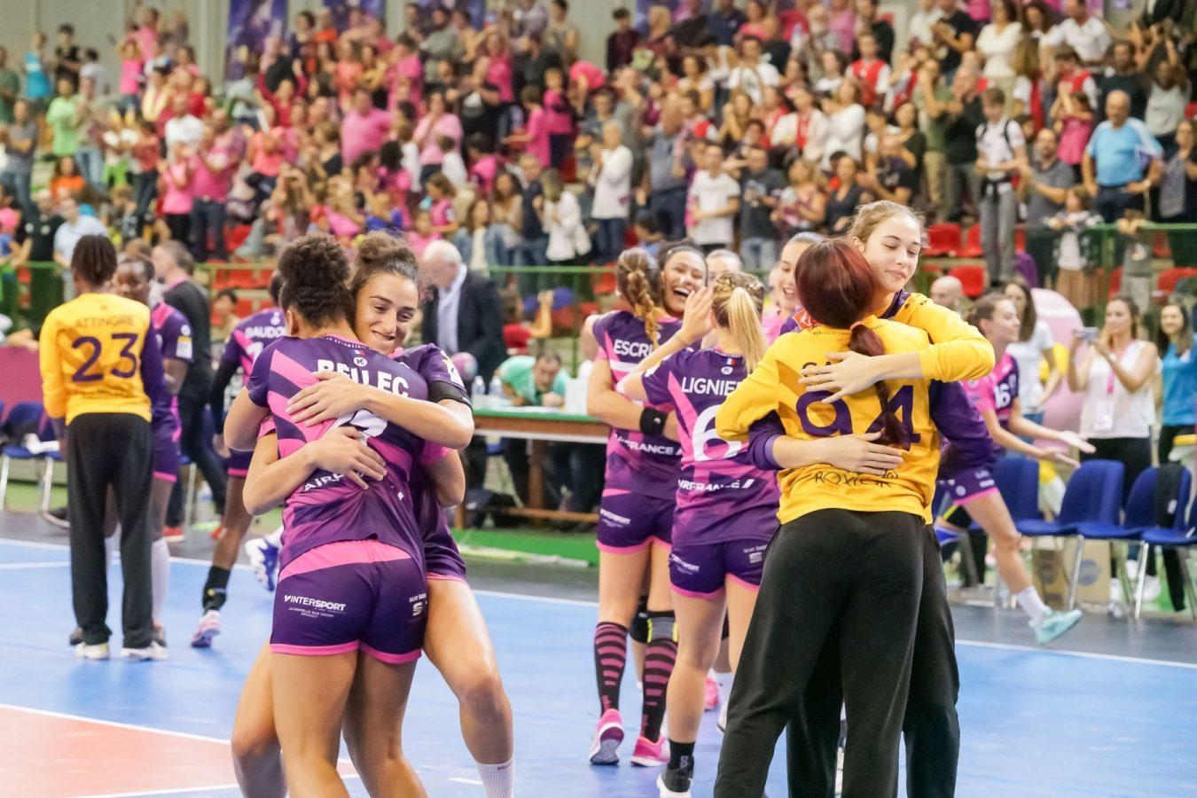 EHF Cup 2nd Tour : les Nantaises prennent de l'avance
