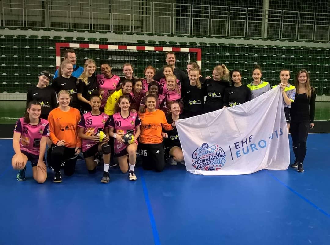 Une équipe danoise à Nantes