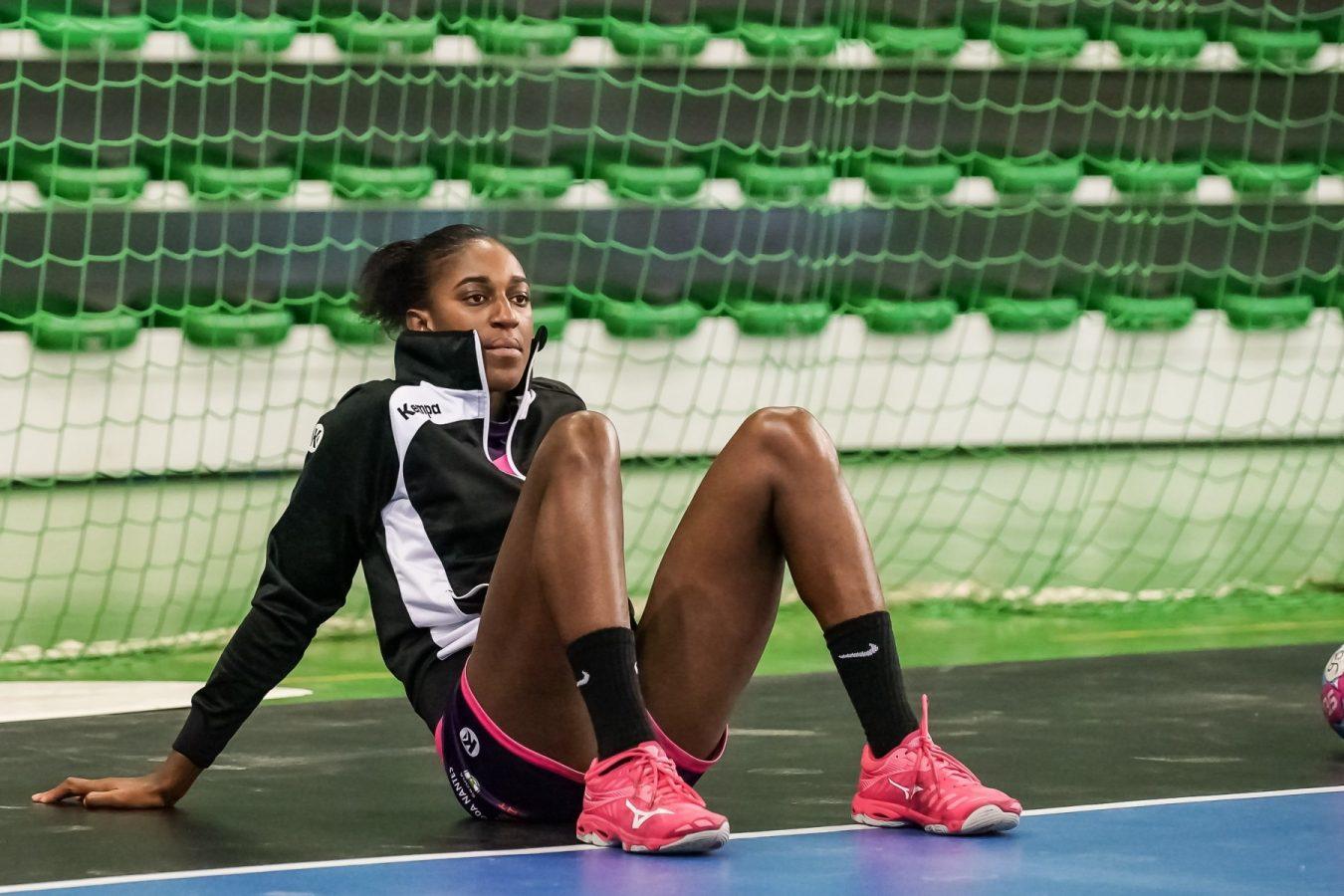 Fin de saison pour Alexandrina Barbosa