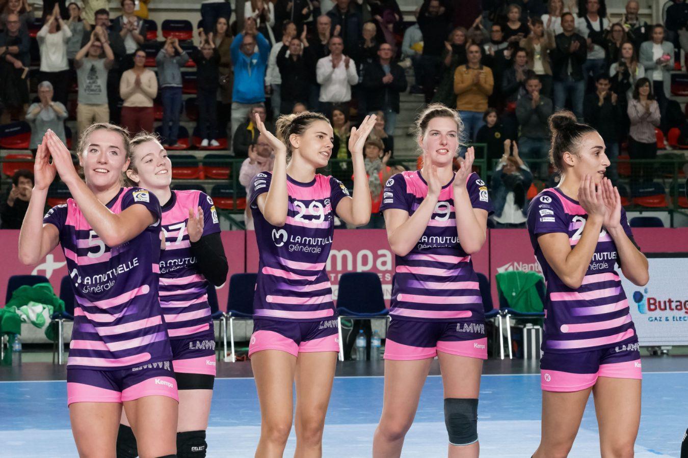 En route pour le 3e tour qualificatif de Coupe EHF !