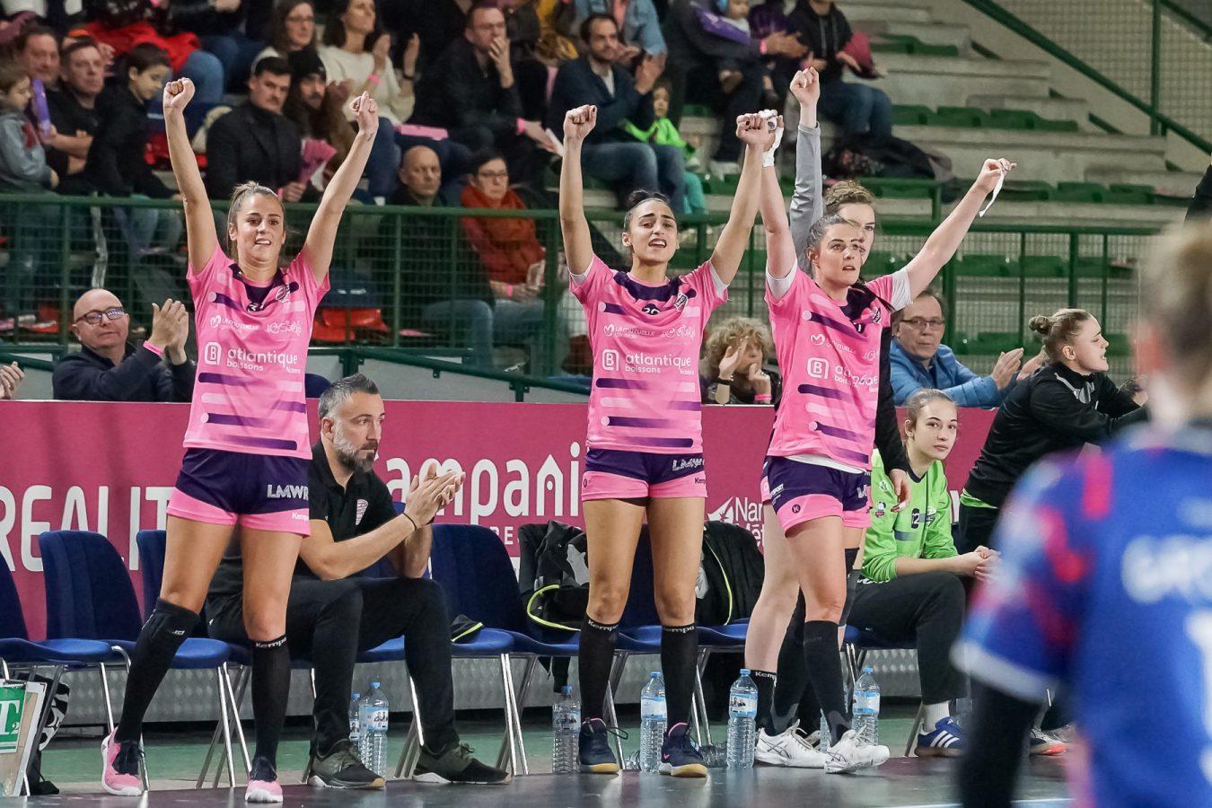 Belle victoire collective pour la Team Roses