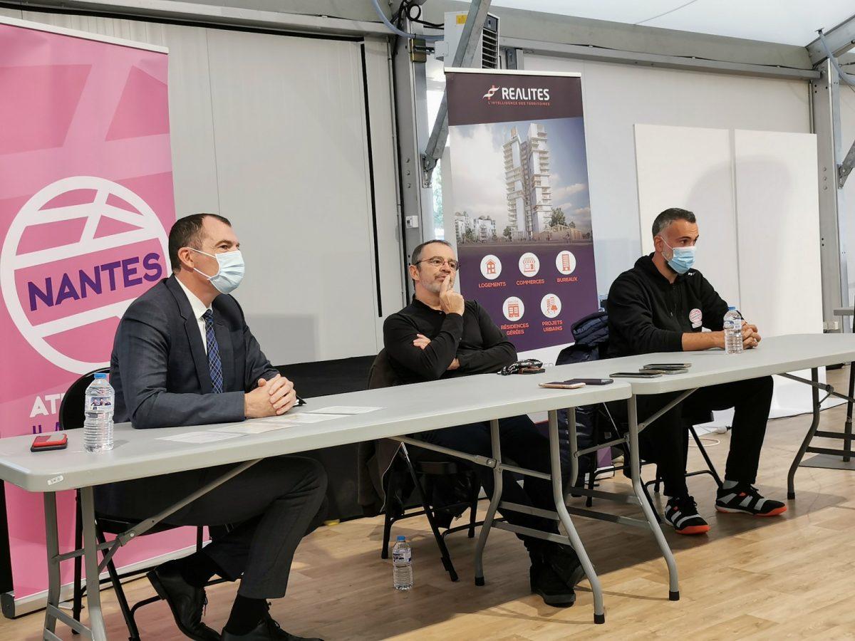 Le Nantes Atlantique Handball et REALITES entrent dans une nouvelle ère